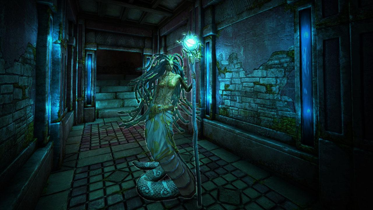 En Might and Magic X Legacy la muerte siempre está rondando.
