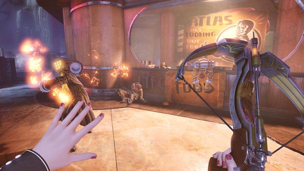 BioShock Infinite Panteón Marino Episodio 2