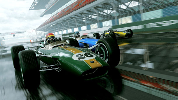 Project CARS saldrá en 2014