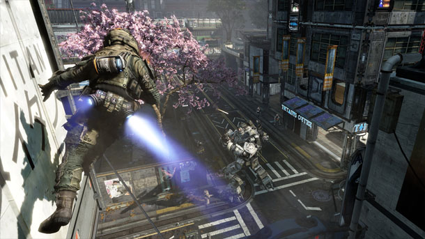 Titanfall: requisitos mínimos, entre ellos, Origin