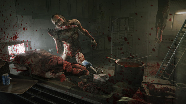 Whistleblower: primer DLC para Outlast, en abril
