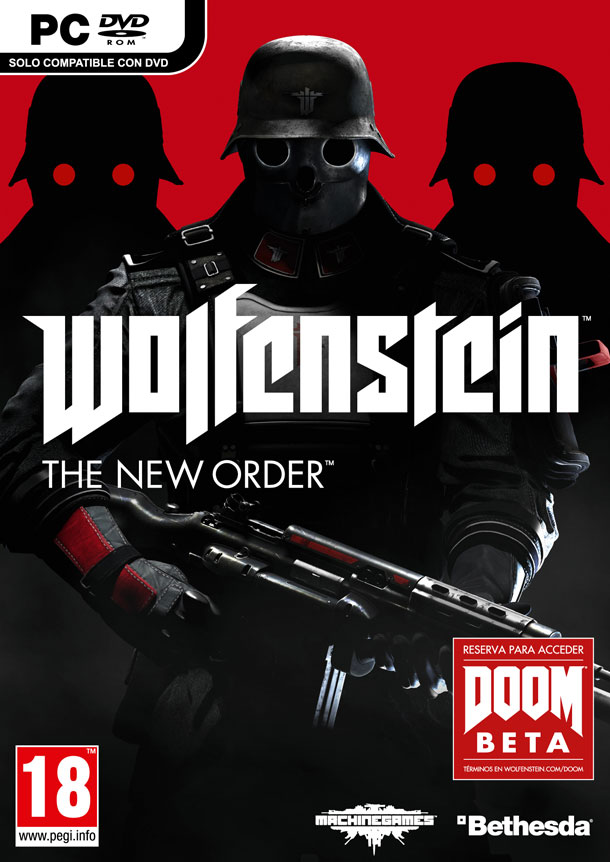 Wolfenstein The New Order saldrá el 23 de mayo