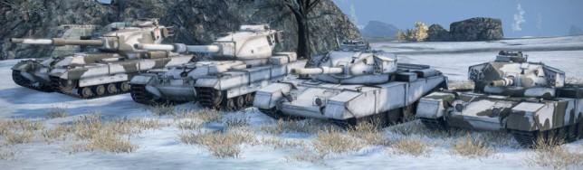 World of Tanks 8.11