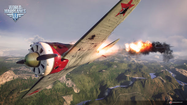 World of Warplanes se prepara para la actualización 1.2