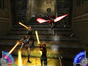 Star Wars Jedi Knight - Jedi Academy - Raven Software, LucasArts, PC, Mac y Xbox