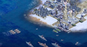 Rise of Nations - Big Huge, Microsoft - PC
