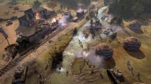 Los Ejércitos del Frente Occidental - Company of Heroes 2
