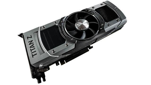 GeForce GTX TITAN Z - NVIDIA