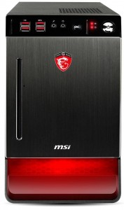 MSI Nightblade - frontal
