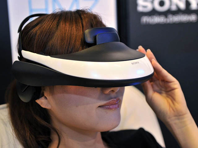 Sony - Prototipo de Realidad Virtual - PS4