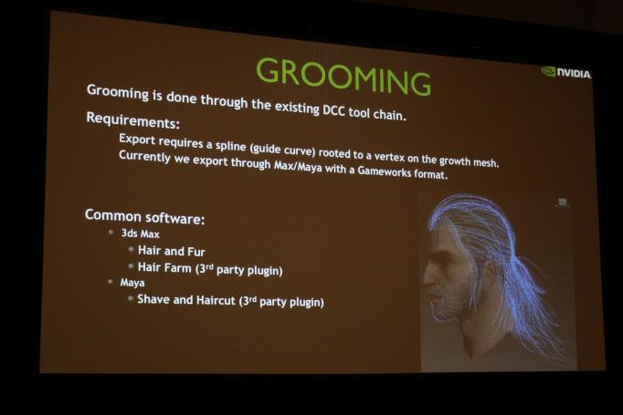 NVIDIA HairWorks - GameWorks - The Witcher 3