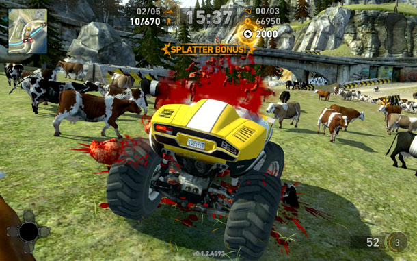 Carmageddon Reincarnation ya está disponible