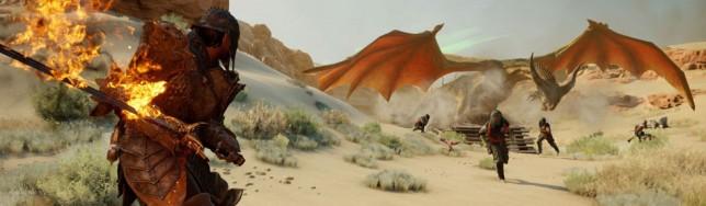 Dragon Age Inquisition tendrá 40 finales