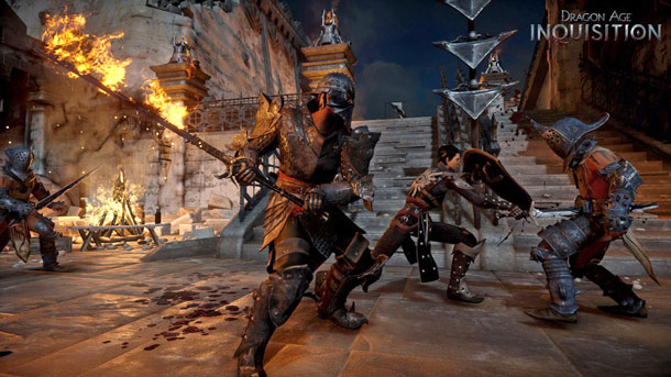 Dragon Age Inquistion tendrá 40 finales diferentes.
