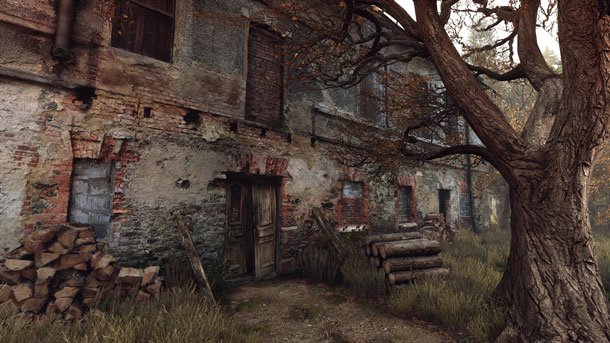 The Vanishing of Ethan Carter y la fotogrametría