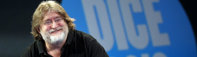 Gabe Newell en un AMA de Reddit