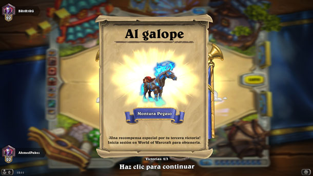 Hearthstone ya disponible