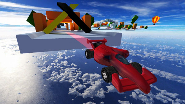 Jet Car Stunts llegará a Steam
