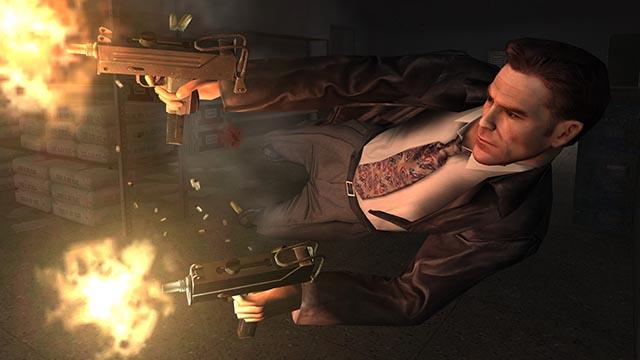 Max Payne 2 - Remedy - PC, Xbox, PS2 (2003) - Xbox 360, PS3 (2009 - 2012)