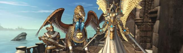 The Falcon and The Unicorn