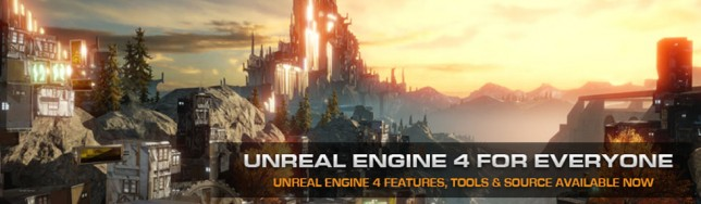 Unreal Engine 4 estrena modelo de negocio