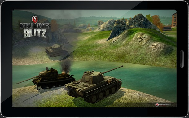 World of Tanks Blitz inicia su beta cerrada
