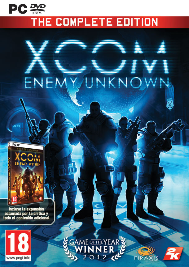 XCOM vuelve en The Complete Edition