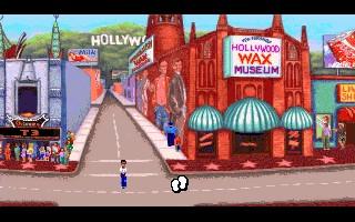 Les Manley in Lost in LA - Accolade (DOS)