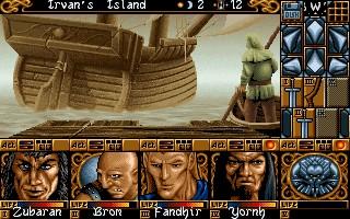 Ishar 2 - Messengers of Doom - Silmarils (Amiga, Atari ST, DOS)