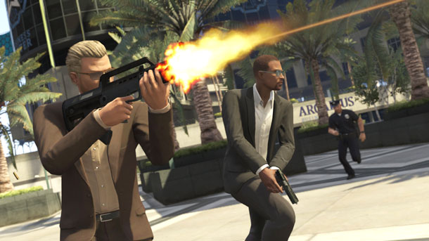 ¿GTA V en Junio en PC?