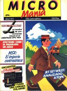 RetroMadrid 2014 - Micromania 1 - Primera Época - 1985