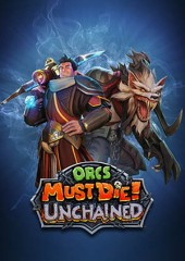 Orcs Must Die Unchained Cover 300 x 425