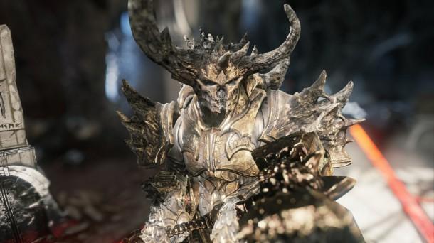 El impresionante nivel de detalle conseguido por Epic Games en Unreal Engine 4.