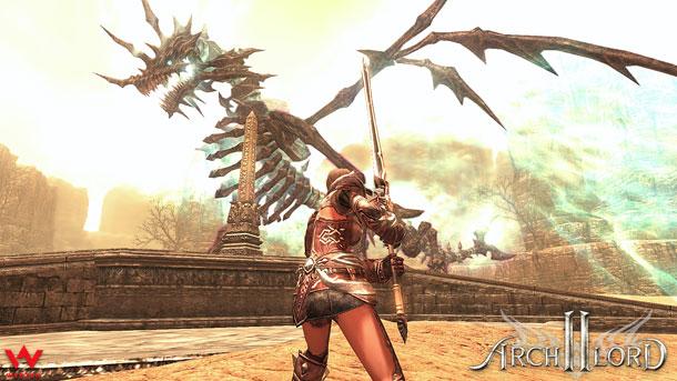 Archlord II anuncia su beta cerrada