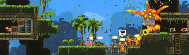 Broforce en acceso anticipado