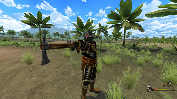 Caribbean! está disponible en Steam como acceso anticipado