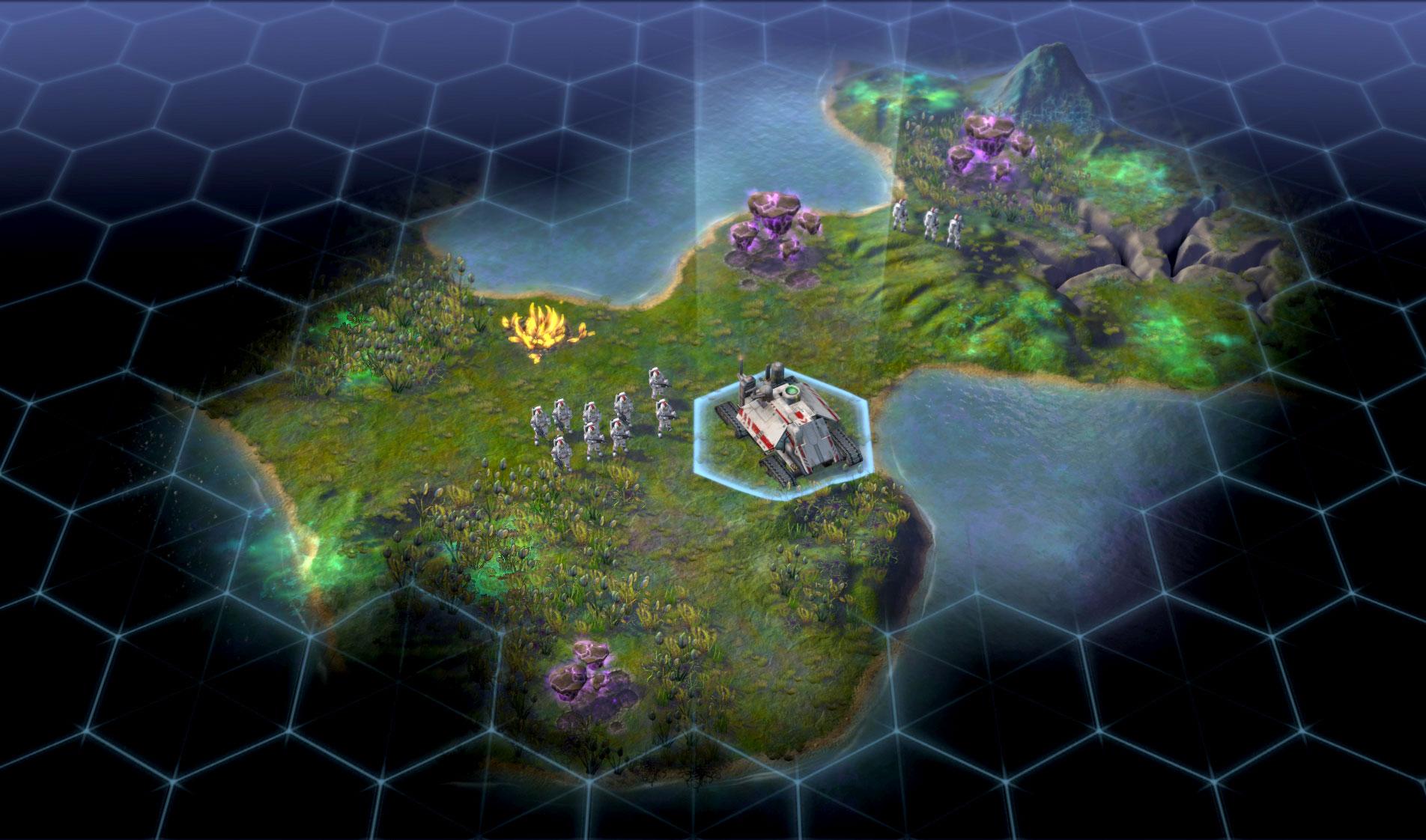 Sid Meier's Civilization Beyond Earth llega en otoño