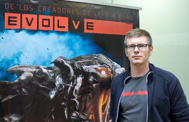Evolve: la entrevista completa