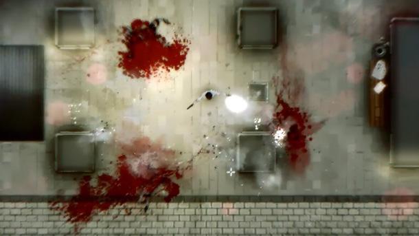 The Hong Kong Massacre: un shooter a lo John Woo