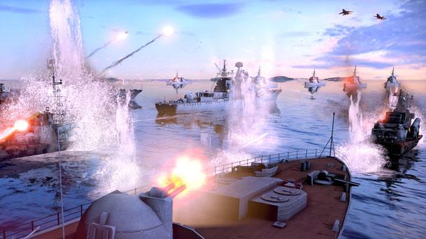 Wargame Red Dragon: épico vídeo de lanzamiento