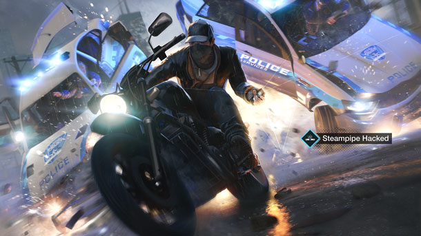 Watch Dogs en PC será mejor
