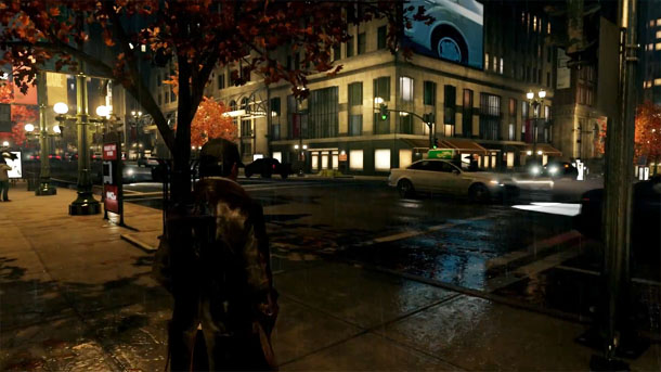 Watch Dogs: vídeo gameplay tecnologías Nvidia