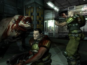 Doom III - id Software - PC Windows, PC Linux, Xbox, Mac