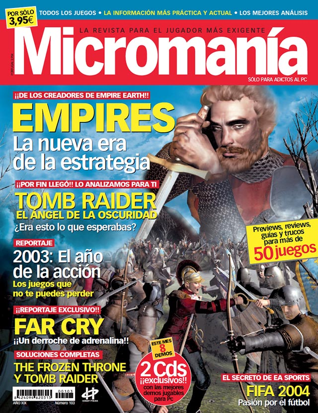 MICROMANIA 103