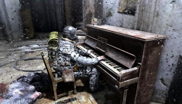4A Games son conocidos por la saga Metro, unos shooters ambientados en el metro de una URSS postapocalíptica.