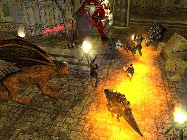Neverwinter Nights: Shadows of Undrentide - BioWare, Atari - PC Windows, Mac y Linux