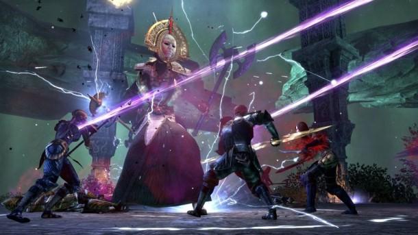 Bethesda lo sigue intentando con su MMORPG y lo actualiza con bastante contenido nuevo