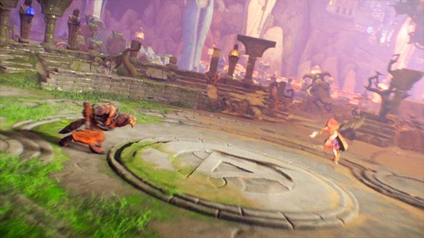 Arena of Fate: el MOBA de Crytek, este verano