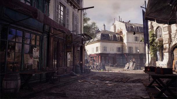 Assassin's Creed Unity: diez estudios trabajando