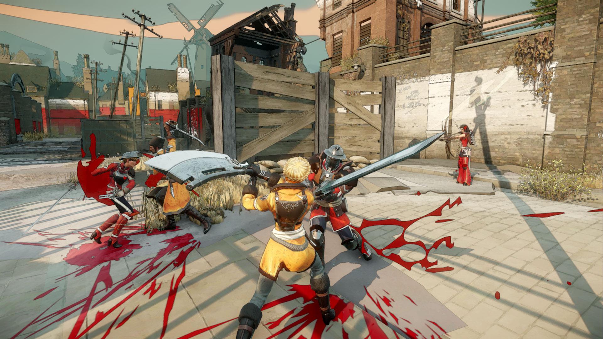 Battlecry será un juego de acción multijugador online gratuito